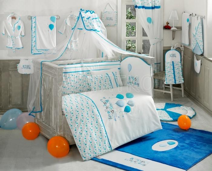 Постельный комплект в кроватку для новорожденных сшить своими руками