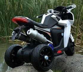 Электромобиль Joy Automatic BJ6288 Sport bike трицикл мото
