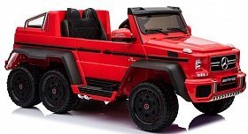 Электромобиль RiVeR-AuTo Mercedes-Benz G63 AMG 4WD A006AA