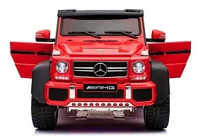 Электромобиль RiVeR-AuTo Mercedes-Benz G63 AMG 4WD A006AA 2