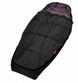 Конверт Phil and Teds Sleeping Bag_All Black